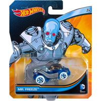 Carrinho Hot Wheels - Personagens Dc Comics - Mr Freeze - Mattel - Masculino