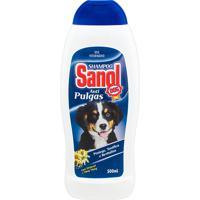 Shampoo Veterinário Sanol Dog Antipulgas Para Cães Com 500Ml