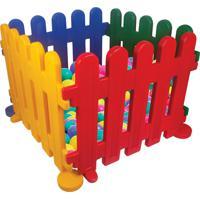 Cercadinho Baby Balls Alpha Brinquedos