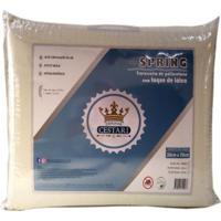 Travesseiro Látex De Poliuretano Antialérgico Médio Spring Cestari 1 Peça