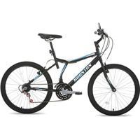 Bicicleta Houston Atlantis Land Aro 24 Quadro Tamanho 18 - Unissex