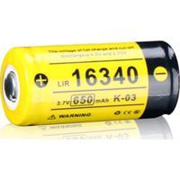 Bateria De Litio 16340 Klrcr123A - Klarus