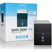 "Hd Externo 1Tb Storage Data Tank Freecom Usb 2.0 1000Gb Dual Disk 3,5"""