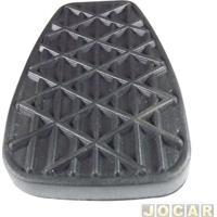 Capa De Pedal - Sprinter 1997 Até 2012 - Freio/Embreagem - Preta - Cada (Unidade)
