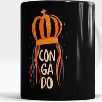 Caneca Coroação De Reis