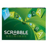 Jogo De Tabuleiro Scrabble Original Mattel - Gmy47