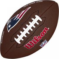 Bola Wilson Futebol Americano Nfl New England Patriots