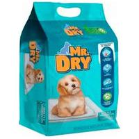 Tapete Higiênico Mr. Dry Para Cães Petiscão 7 Unidades