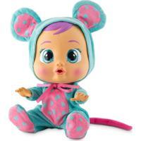 Boneca Bebê Com Mecanismo - Crybabies - Lala - Multikids - Feminino-Incolor