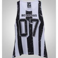 Camiseta Regata Do Botafogo Magic - Feminina - Branco
