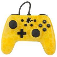 Controle Power A Para Nintendo Switch Wired Controller Pikachu Silhouette, Com Fio - 1511622-01
