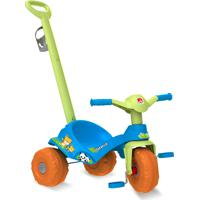 Triciclo Mototico Passeio & Pedal Azul