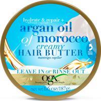 Hair Butter Argan Oil Of Morocco Ogx Leave In 187G