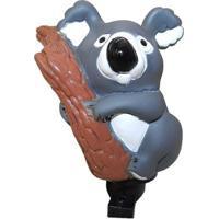 Buzina Calypso Koala Em Borracha Atoxica - Unissex