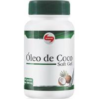 Óleo De Coco 60 Cáps 1 G - Vitafor - Feminino