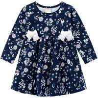 Vestido Infantil Milon Marinho