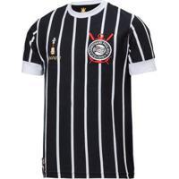Camisa Retrô Corinthians 1977 Edição Especial Masculina - Masculino