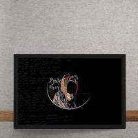Quadro Decorativo Pink Floyd The Wall 25X35