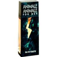 Animale Animale For Men Eau De Toilette - Perfume Masculino 100Ml - Masculino-Incolor