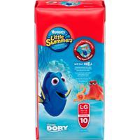 Fralda Para Piscina Huggies Swimmer Disney Tamanho G 10 Tiras