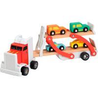 Caminhão De Carrinhos Estrela Baby - Estrela