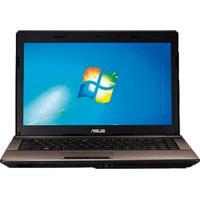 "Notebook Asus X44C-Vx010R - Intel Pentium Dual Core - Ram 4Gb - Hd 500Gb - 14"" - Windows 7 Home Basic"