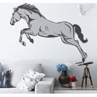 Adesivo De Parede Cavalo