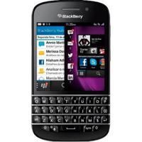 """Celular Blackberry Rim Q10 - 16Gb - 8Mp - Tela 3.1"""" - Os 10 - Preto"""
