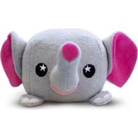 Esponja Soapsox De Banho Elefante Colorido