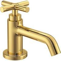Torneira Para Banheiro Mesa Duna Clássica Gold - 1197.Gl64 - Deca - Deca