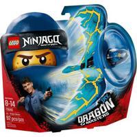 Lego Ninjago - Masters Of Spinjitsu - Jay Mestre Dragão - 70646