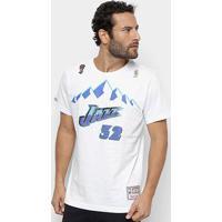Camiseta Mitchell & Ness Nba Name Number Malone Masculina - Masculino