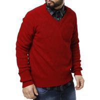 Suéter Drop Life Masculino - Masculino-Vermelho