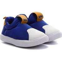 Tênis Infantil Bibi Agility Mini Masculino - Masculino-Azul