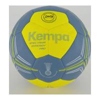 Bola De Handebol Kempa Spectrum Synergy Pro Amarela E Azul