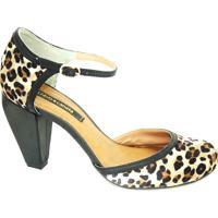 Sapato Cravo & Canela Onça