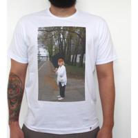 The Lady - Camiseta Clássica Masculina