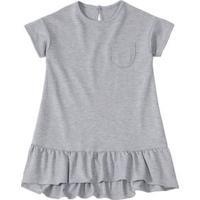 Vestido Lilica Ripilica Cinza Bebê