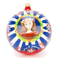 Dolce & Gabbana Bola De Natal - Vermelho