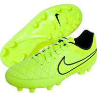 e7c23950b9 Chuteira Infantil Nike Tiempo Natural 3 Ic - MuccaShop