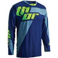 Camisa Para Motocross Thor Core 16 Merge - Masculino
