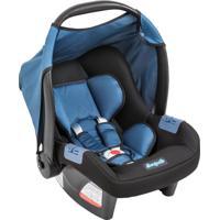 Bebe Conforto Touring Evolution Se-Preto/ Azul