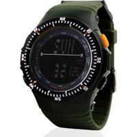Relógio Skmei Digital 0989 Verde