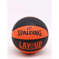 Mini Bola Basquete Spalding Layup Laranja