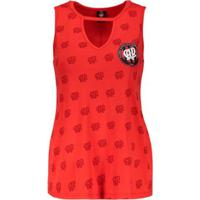 Camiseta Atlético Paranaense Full Print Feminina - Feminino