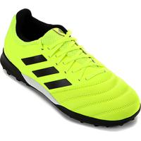 Chuteira Society Adidas Copa 19 3 Tf - Masculino