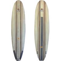 Prancha Fm Surf Funboard Wood Carbon Madeira