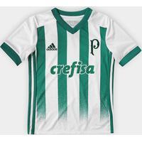 Camisa Palmeiras Infantil Ii 17/18 Torcedor Adidas - Unissex