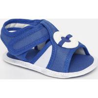 Papete Com Recortes- Azul Royal & Brancatico Baby
