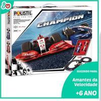 Pista De Percurso E Veículos - F1 Champion - Maisto